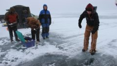 Lake Superior Winter: Researchers belatedly turn their eyes to the impact of warming winters