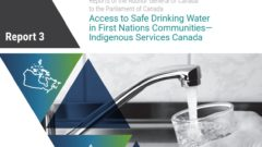 HotSpots H2O: Canadian Government Misses Target to End Water Insecurity for First Nations Communities