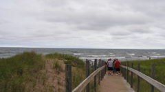 Duluth mayor presses Army corps on beach erosion
