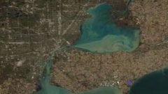 Great Lakes Moment: A Great Lakes Way stretching from southern Lake Huron through Western Lake Erie
