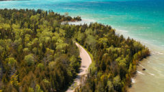 Conservation corridor planned for Michigan's western UP