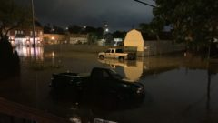 Long-duration storm drops 1-4 inches of rain on Detroit area