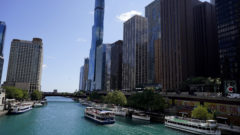 Sensors provide a real-time glimpse at Chicago River quality