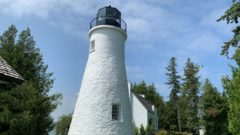 Rising Waters: Great Lakes lighthouse keepers fight to preserve history in the face of climate change