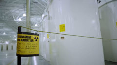 Nuclear Question: Debate continues over long-term storage of nuclear waste in the Great Lakes